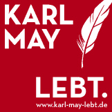Karl-May-lebt Logo