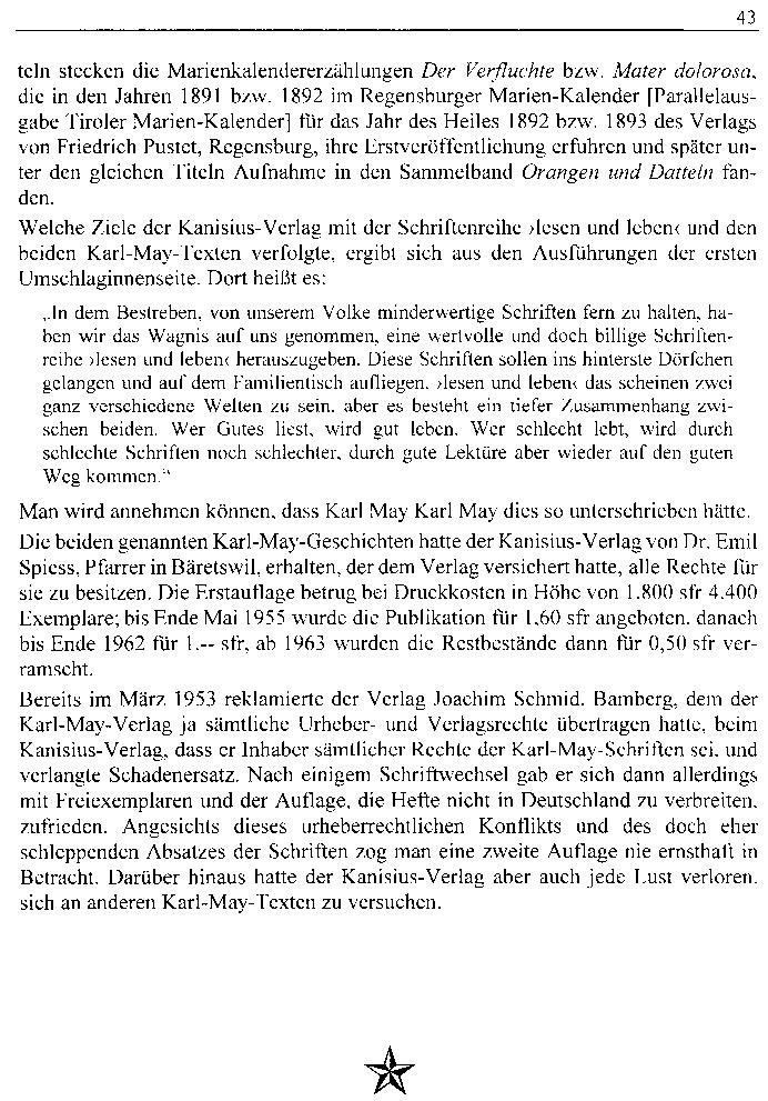 Mitteilungen der Karl-May-Gesellschaft